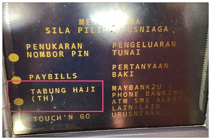 Cara Daftar Dan Transfer Duit Ke Tabung Haji Melalui Maybank2u