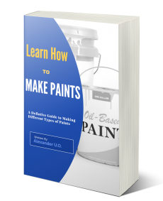 Learn how to make paint yourself