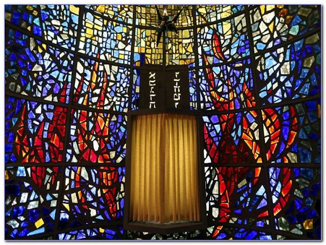 coventry cathedral stained glass windows mystery investigated