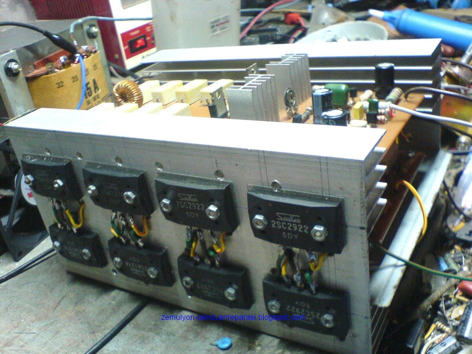 teknik modifikasi amplifier ocl 150watt 400watt audio daya tinggi audio ocl lapangan. Black Bedroom Furniture Sets. Home Design Ideas