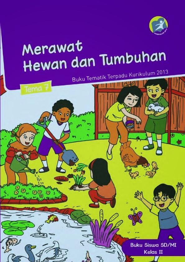 buku pegangan guru tema 2 kelas 6