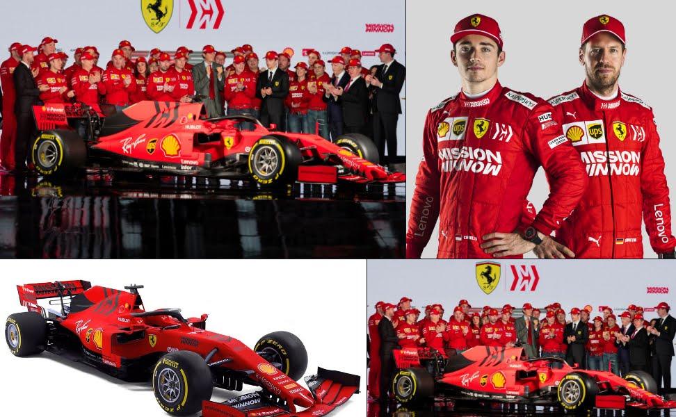 Calendario Formula 1 2019, dove vedere le 21 gare della Ferrari in televisione.