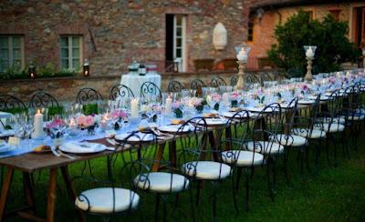mariage thème nature