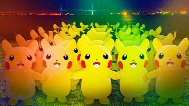 Pokémon Go Kembali ke Acara Invasi Pikachu Yokohama