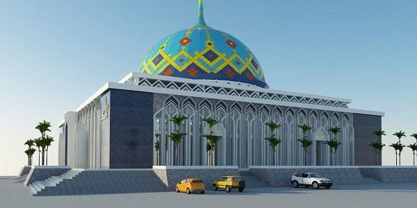 Kontraktor Kubah Masjid Terbaik dan Termurah