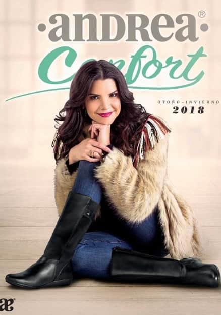 catalogo Andrea confort calzado otoño invierno 2018