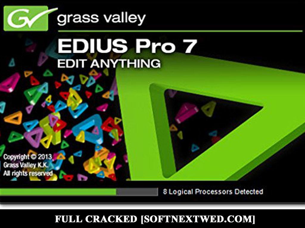 edius pro 7 crack and serial number full version free download