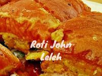 Resepi Roti John Leleh