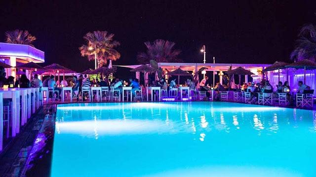 Bares românticas em Creta