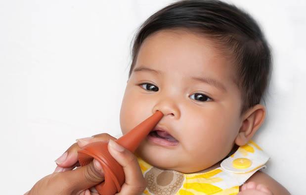 Cara Menghilangkan Hidung Tersumbat Pada Bayi Tanpa Rasa Kesakitan