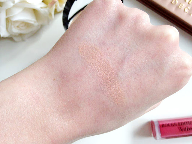 Soap and Glory Solar Powder Swatches