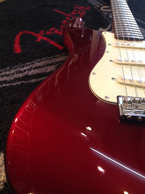 Fender Japan  ST62 OCR