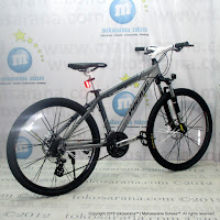 26 Inch Pacific Tranzline 700 24 Speed Alloy Frame Mountain Bike