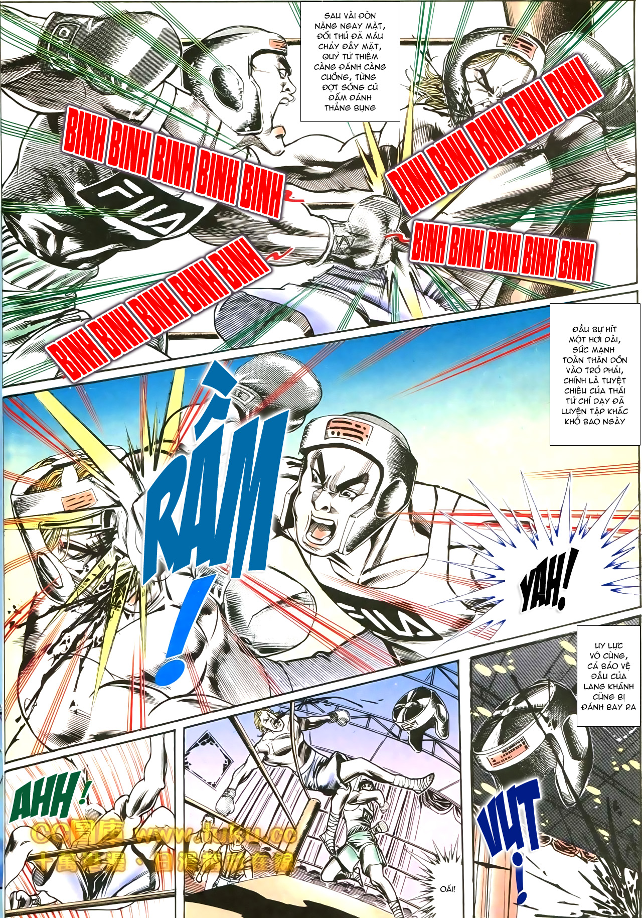Người Trong Giang Hồ chapter 188: chiến nô trang 25