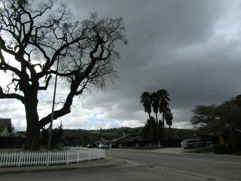 Salinas River Walk Photos and Sky Journal
