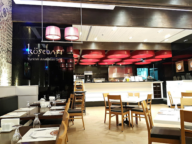 Kosebasi - Turkish Anatolian Grill at the Grand Avenues, Kuwait
