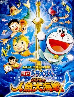 Doraemon: Nobita Và Cuộc Đại Thủy Chiến Ở Xứ Sở Người Cá-Doraemon: Nobita*s Great Battle Of The Mermaid King