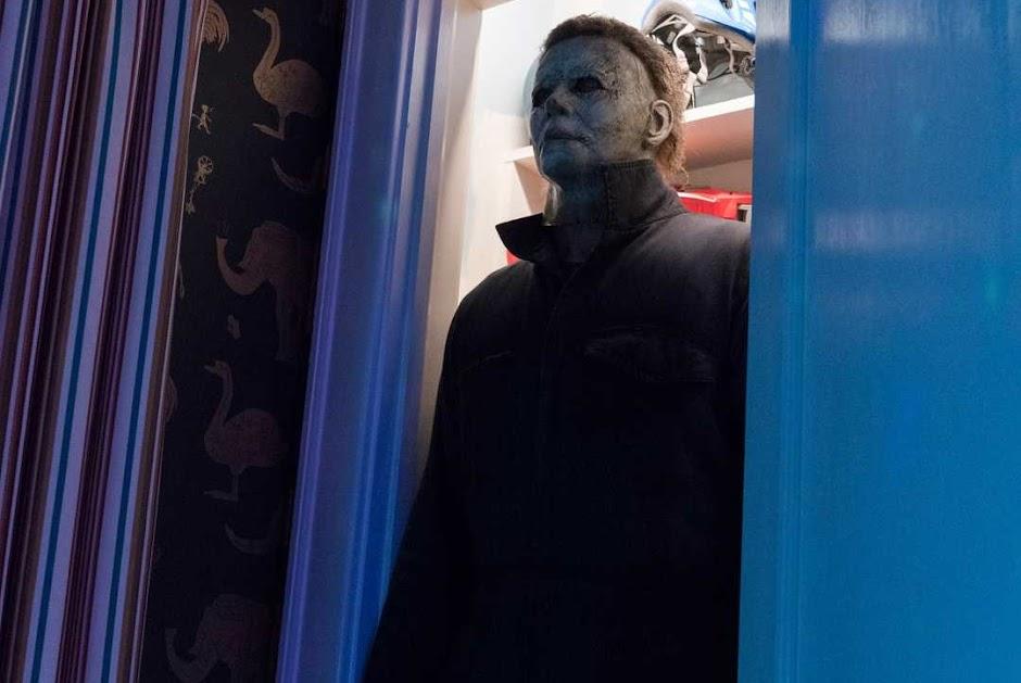 "Michael Myers volta a aterrorizar nas imagens inéditas de ""Halloween"""