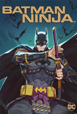 Batman Ninja [2018] Final [NTSC/DVDR] Ingles, Español Latino