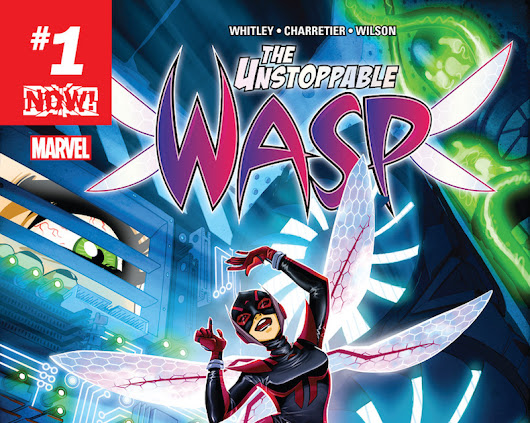 The Unstoppable Wasp Volumen 1 - ESPAÑOL (MEGA)