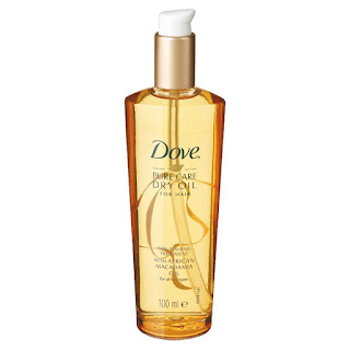 Olejek odmładzający włosy Dove Advanced Hair Series Pure Care Dry Oil