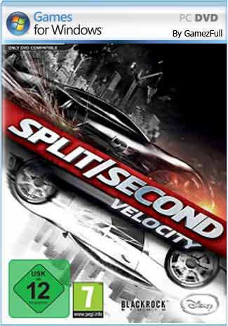 Descargar Split Second Velocity para pc full español por mega y google drive.