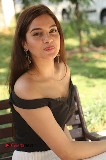 Telugu Actress Tanya Hope Stills at Appatlo Okadundevadu Audio Launch  0221.JPG