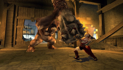 God of War Chains of Olympus PSP ISO Download