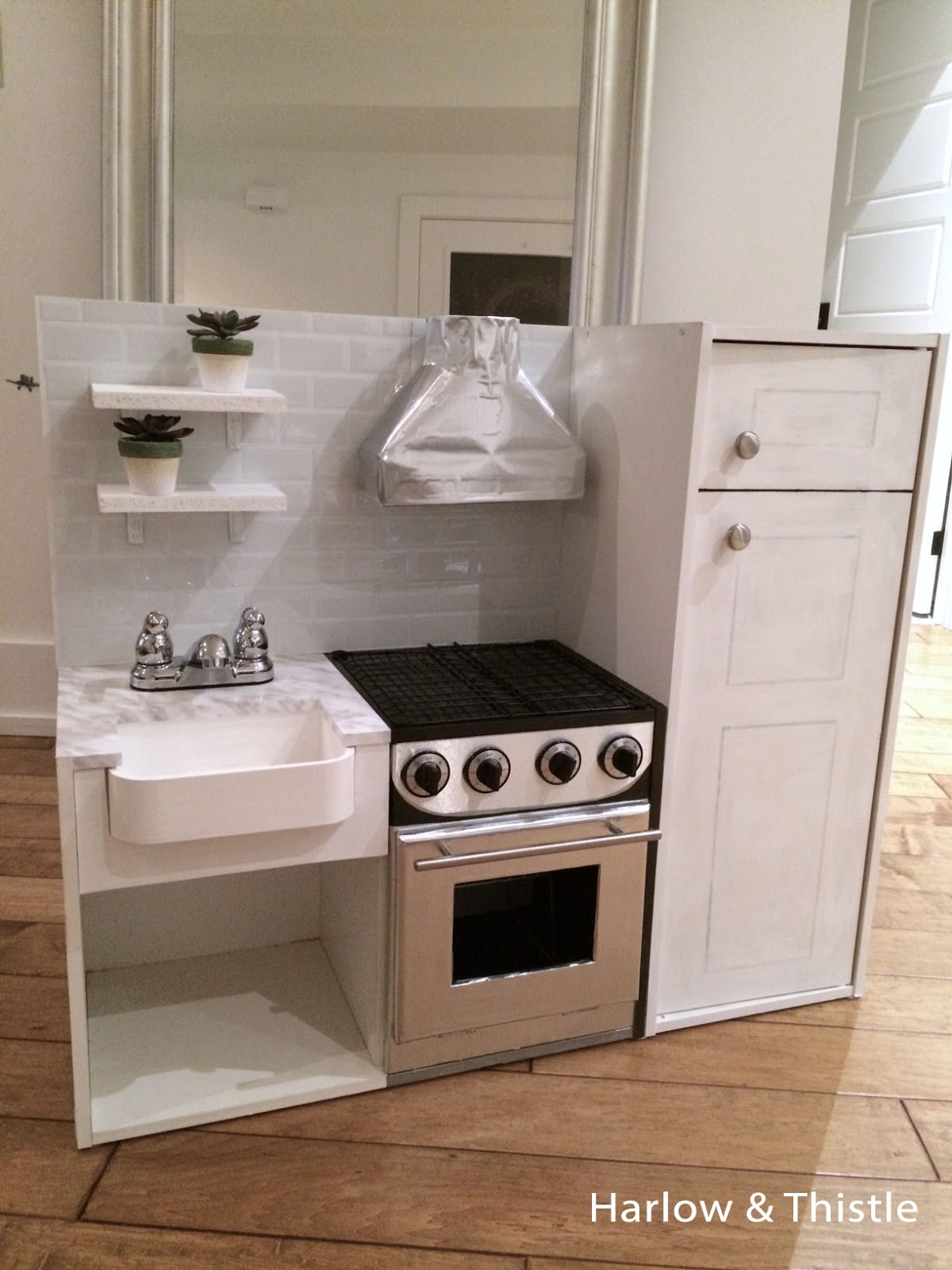Diy Play Kitchen Harlow Thistle Home Design