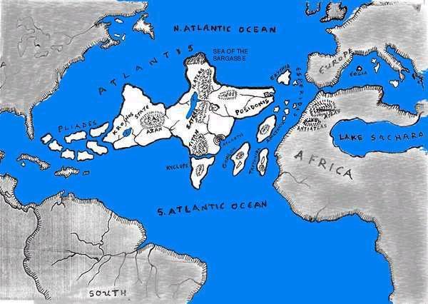 Atlantis, Benua Yang Hilang atau Hanya Sekedar Dongeng?