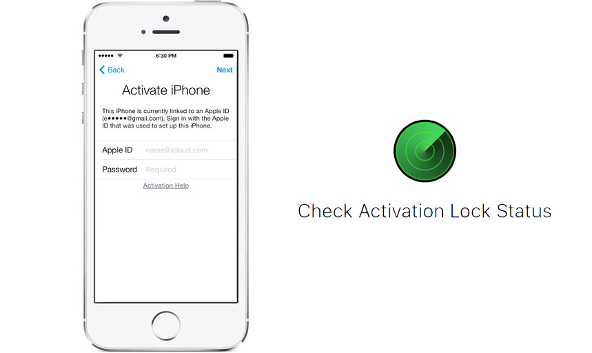 iphone 5 activation lock how to check iphone s icloud activation lock status via 14467