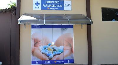 Prefeitura de Bebedouro inaugura Complexo Farmacêutico