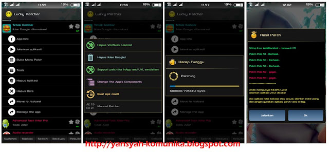 Download Lucky Patcher V5.9.6 for Android
