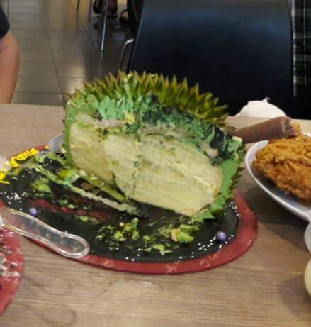 Kek Durian , Resipi Kek Durian , Kek Durian Sedap , Cara Buat Kek Durian , Kek Sedap , Kel Paling Best , Cara Mudah Buat Kek , Kek Bentuk Durian