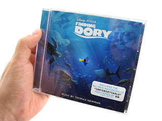 finding dory soundtrack review