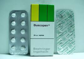 سعر أقراص بوسكوبان Buscopan لعلاج القولون