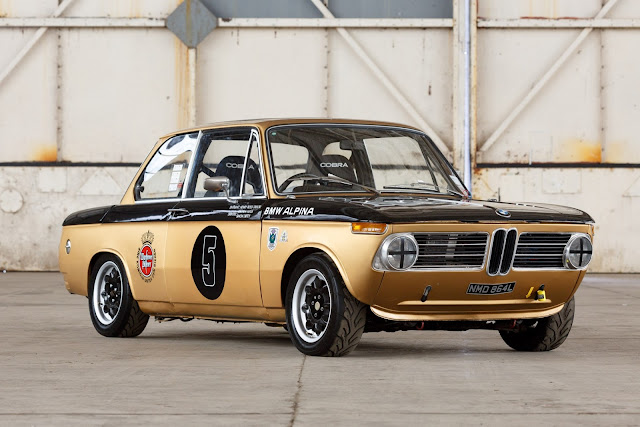 1972 BMW 2002 Race Car for sale at Pendine Historic Cars for