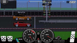 Pixel Car Racer Mod Apk Money + Official Apk