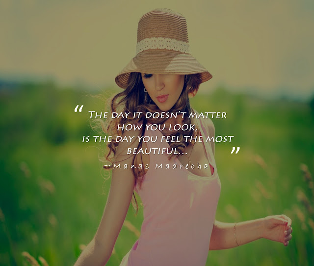 Manas Madrecha, Manas Madrecha blog, Manas Madrecha quotes, simplifying universe, self-help blog, motivational story, motivation, inspiration, beautiful girl, girl wearing hat, beautiful girl hat wallpaper, beauty quotes