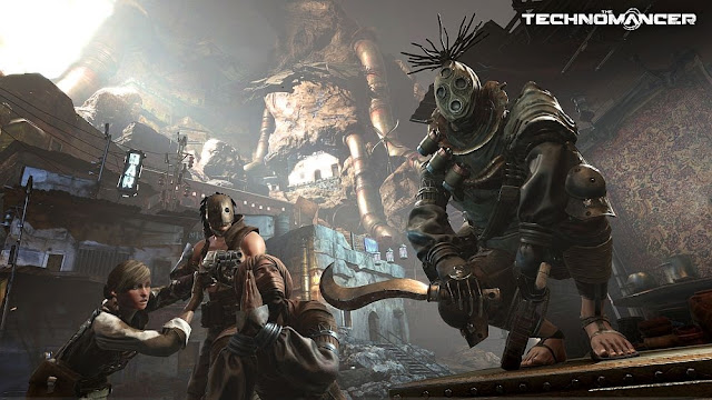 Download The Technomancer GAme with RAR and ZIP extension