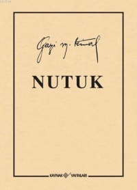 Nutuk PDF İndir - Mustafa Kemal Atatürk