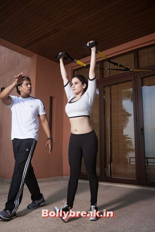 Celebrity Fitness Tips - Get Fit with Bollywood Stars ...