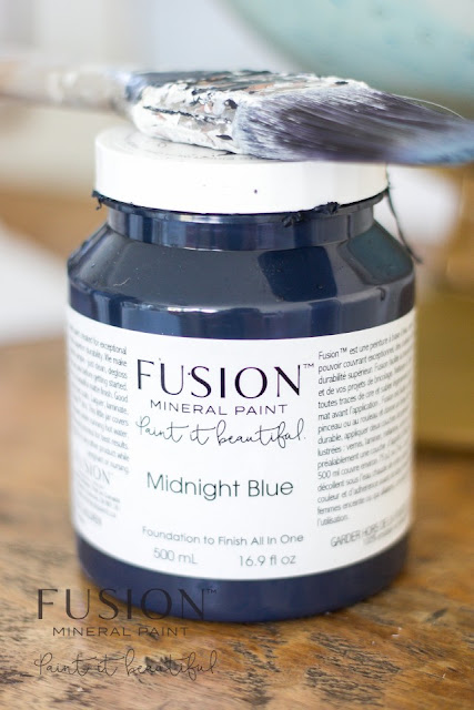 Fusion Mineral Paint Giveaway