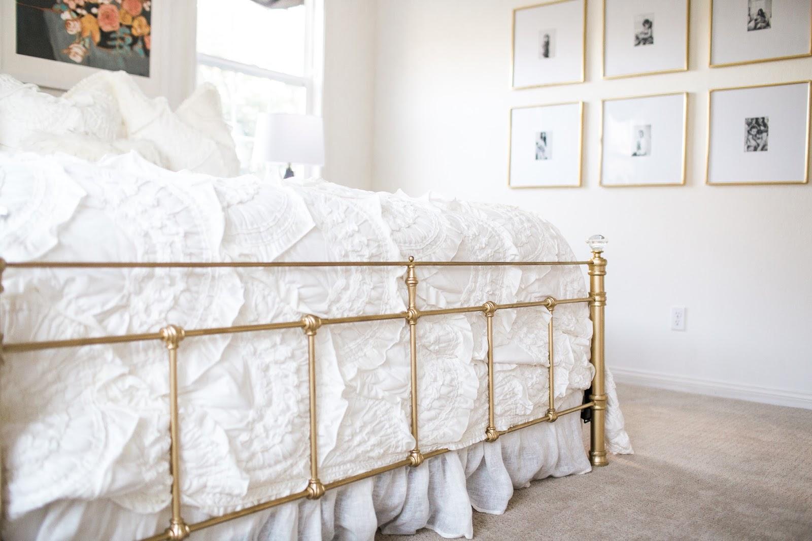 ROOM REVEAL: E-DESIGN MASTER BEDROOM