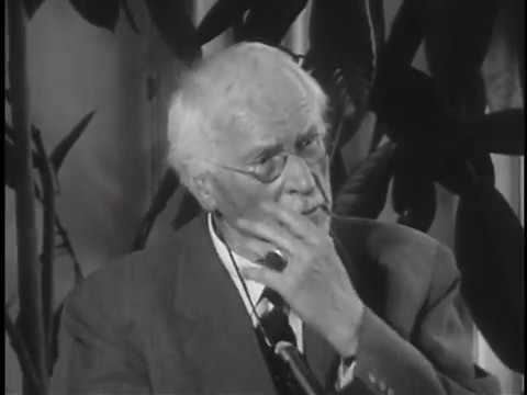 Entrevista a Carl Jung , subtitulada en Español.
