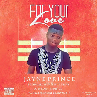 [Music] JAYNE PRINCE - FOR YOUR LOVE