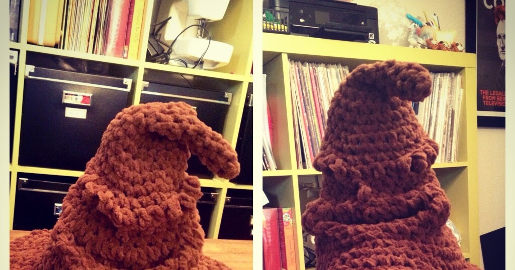 CRAFTYisCOOL  Free Pattern  Harry Potter Sorting Hat! c08ba809c0f