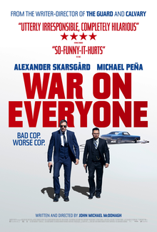 War on Everyone (2017)