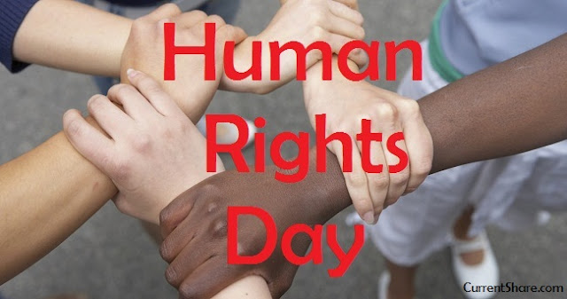 Human Rights Day humanity together