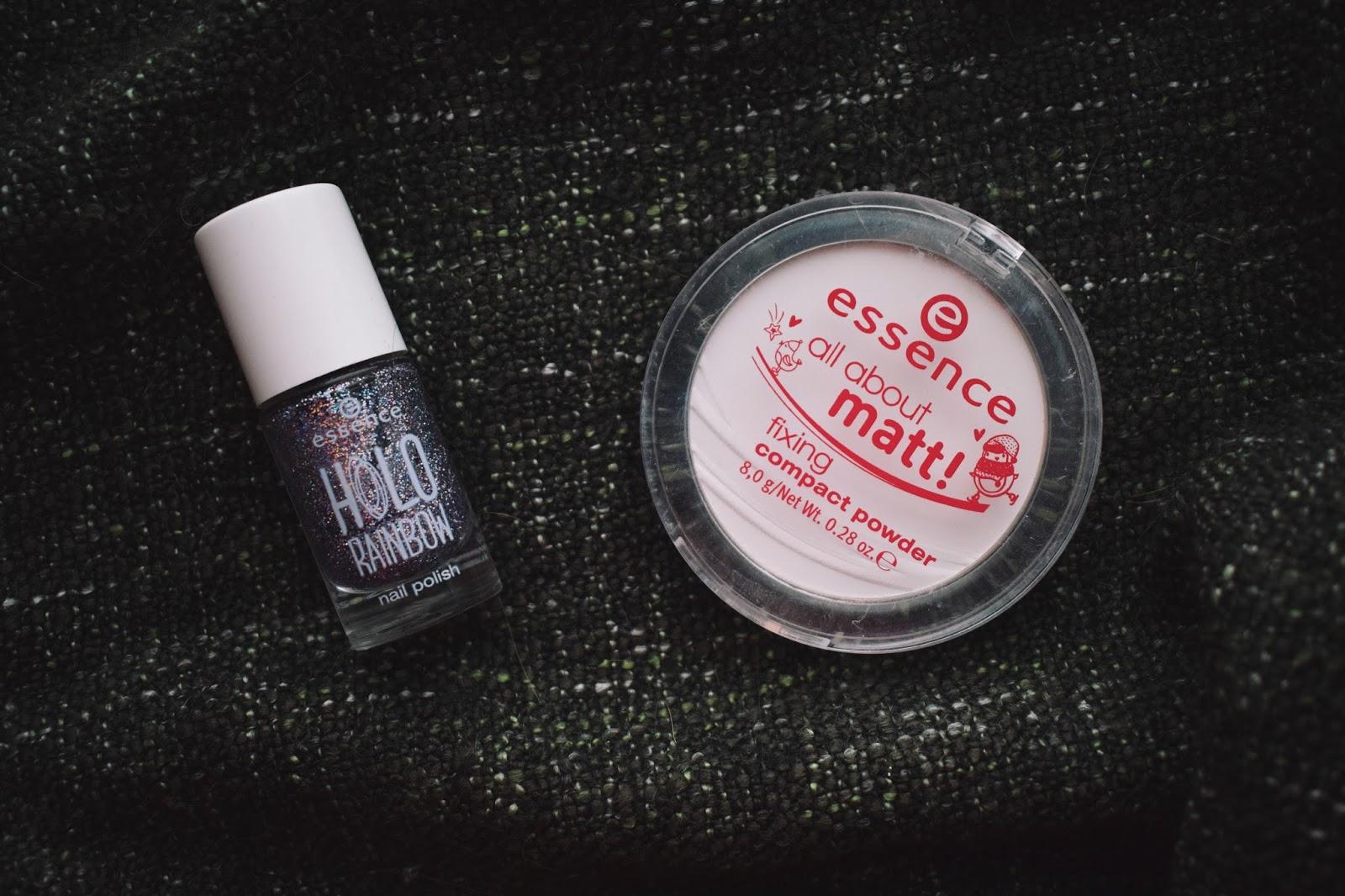 holo rainbow kynsilakka essence kosmetiikka kauneus kauneudenhoito puuteri matta mattapuuteri kivipuuteri